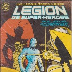 Cómics: COMIC DC LEGIÓNDE SUPER-HEROES Nº 13 ED. ZINCO.. Lote 218897886