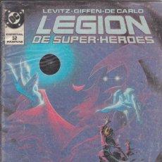 Cómics: COMIC DC LEGIÓN DE SUPER-HEROES Nº 16 ED. ZINCO.52 PGS.. Lote 218899172