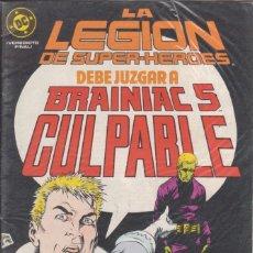 Cómics: COMIC DC LEGIÓN DE SUPER-HEROES Nº 17 ED. ZINCO.. Lote 218899376