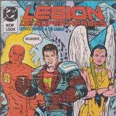 Cómics: COMIC DC LEGIÓN DE SUPER-HEROES Nº 21 ED. ZINCO.. Lote 218899777