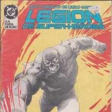 Cómics: COMIC DC LEGIÓN DE SUPER-HEROES Nº 23 ED. ZINCO.. Lote 218899845