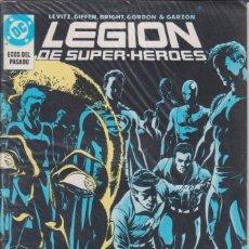 Cómics: COMIC DC LEGIÓN DE SUPER-HEROES Nº 27 ED. ZINCO.. Lote 218899910