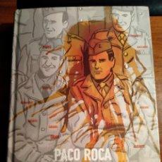 Cómics: CÓMIC. LOS SURCOS DEL AZAR. PACO ROCA. ASTIBERRI. AÑO 2.014.. Lote 219006477