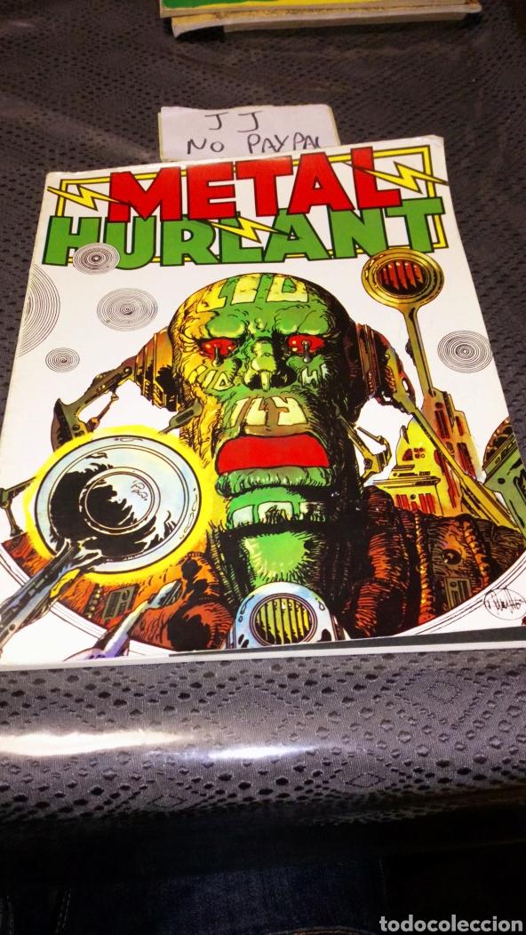 METAL HURLANT NÚMERO 7 (Tebeos y Comics - Comics otras Editoriales Actuales)