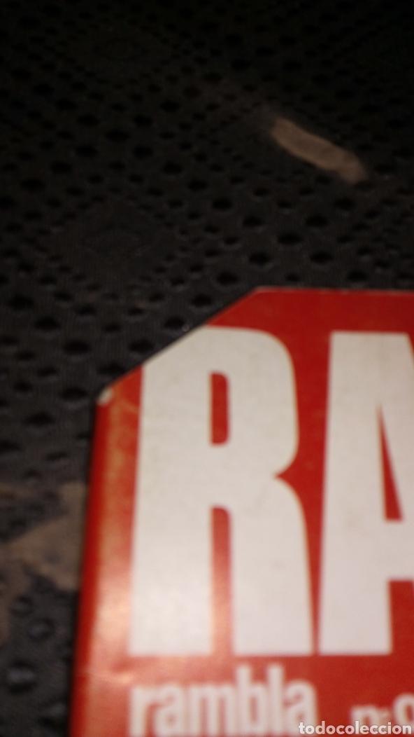Cómics: Rampa rambla 3 ver fotos estado gillotinado - Foto 2 - 219028517