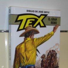 Cómics: *** PRECIO NETO *** TEX EL GRAN ROBO - ALETA OFERTA (ANTES 15,95 EU.). Lote 278874423