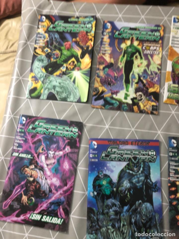 Cómics: Lote 13 cómics en perfecto estado Green Lantern Linterna Verde DC cómics. Ver fotos - Foto 3 - 219218356