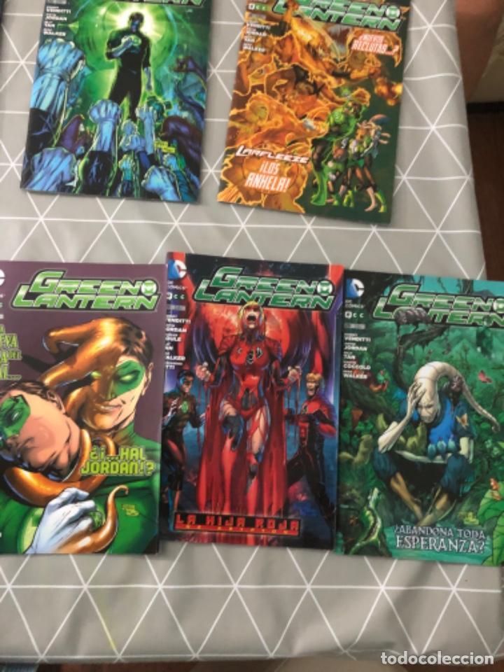 Cómics: Lote 13 cómics en perfecto estado Green Lantern Linterna Verde DC cómics. Ver fotos - Foto 5 - 219218356