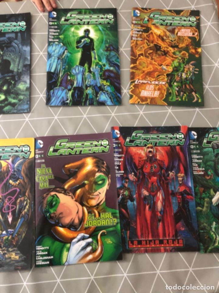 Cómics: Lote 13 cómics en perfecto estado Green Lantern Linterna Verde DC cómics. Ver fotos - Foto 6 - 219218356