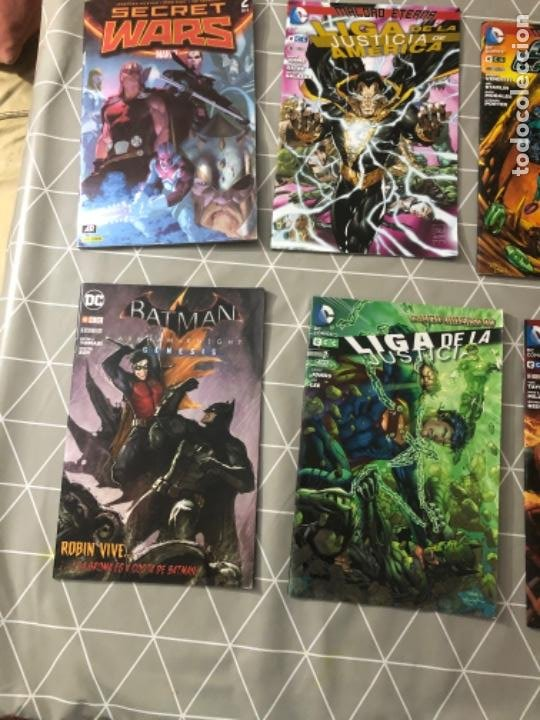 Cómics: Lote 11 cómics en perfecto estado SUPERMAN, BATMAN, LINTERNA VERDE, DC cómics. Ver fotos - Foto 2 - 219218948