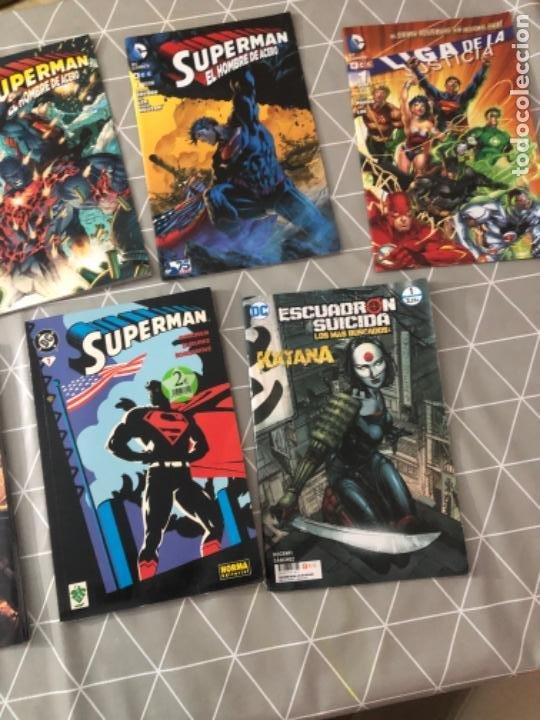 Cómics: Lote 11 cómics en perfecto estado SUPERMAN, BATMAN, LINTERNA VERDE, DC cómics. Ver fotos - Foto 4 - 219218948