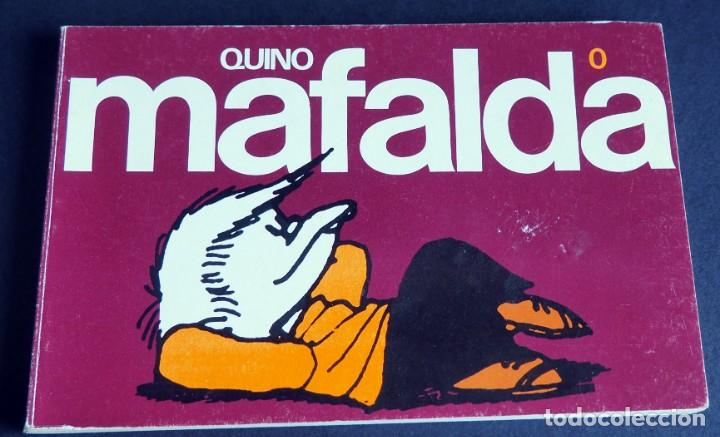 COMICS MAFALDA DE QUINO .EDITORIAL LUMEN Nº 0 (Tebeos y Comics - Comics otras Editoriales Actuales)