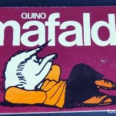 Cómics: COMICS MAFALDA DE QUINO .EDITORIAL LUMEN Nº 0. Lote 219225507