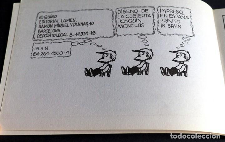 Cómics: COMICS MAFALDA DE QUINO .EDITORIAL LUMEN Nº 0 - Foto 4 - 219225507