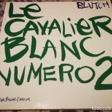 Cómics: LE CAVALIER BLANC NUMERO 2. BLUTCH. 48 PAG. TAPA DURA. EDICIÓN 2000 FRANCIA. SIN TEXTO.. Lote 219232798