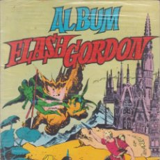 Cómics: COMIC ALBUM FLASH GORDON Nº 3 EDITORIAL VALENCIANA. Lote 219236937