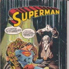Cómics: COMIC SUPERMAN Nº 2 FORMATO ÁLBUM EDICIONES BRUGUERA. Lote 219238003