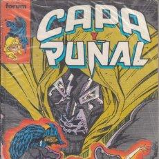 Cómics: COMIC MARVEL CAPA Y PUÑAL Nº 2 TOMO RETAPADO ED.PLANETA / FORUM. Lote 219300322