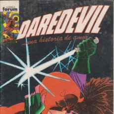 Cómics: COMIC MARVEL DAREDEVIL Nº 6 ED.PLANETA / FORUM. Lote 219300878