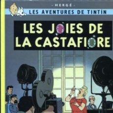 Cómics: TINTIN: LES JOIES DE LA CASTAFIORE (VINTENA EDICIO JUNY 2012 EN CATALA). Lote 219312096