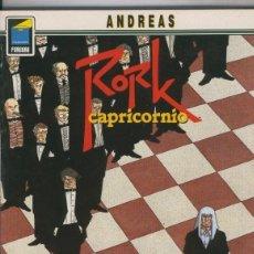 Cómics: COLECCION PANDORA NUMERO 028: RORK NUMERO 3: CAPRICORNIO. Lote 219315045