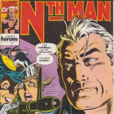 Cómics: COMIC MARVEL NTH-MAN Nº 16 ED.PLANETA / FORUM. Lote 219325060