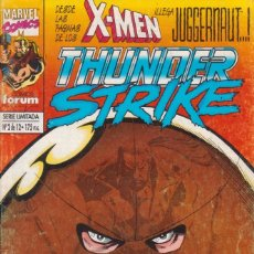 Cómics: COMIC MARVEL THUNDER STRIKE Nº 2 ED.PLANETA / FORUM. Lote 219325712