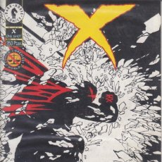 "Cómics: COMIC DARK HORSE "" X "" ONE SHOT ED.PLANETA. Lote 219330266"