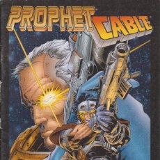 "Cómics: COMIC CROSS OVER ""PROPHET / CABLE"" Nº 2 MAXIMUM PRESS / MARVEL ED.PLANETA. Lote 219330992"