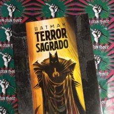 Cómics: OTROS MUNDOS BATMAN TERROR SAGRADO. Lote 219337405