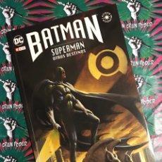 Cómics: OTROS MUNDOS BATMAN SUPERMAN OTROS DESTINOS. Lote 219342538