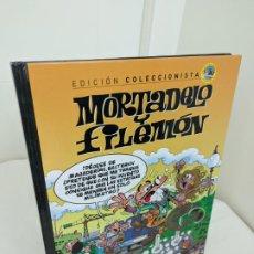 Cómics: MORTADELO Y FILEMON Nº 6 - EDICION COLECCIONISTA - SALVAT - COMO NUEVO. Lote 219404008