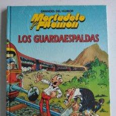 Cómics: GRANDES DEL HUMOR, Nº 6 - MORTADELO Y FILEMON - LOS GUARDAESPALDAS - EL PERIÓDICO, PRECINTADO. Lote 219498637