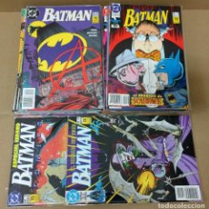Fumetti: BATMAN VOL.2 -LOTE DE 29 EJEMPLARES- NºS. DEL 45 AL 71 + 2 EXTRAS,3 Y 4. ZINCO.EXCELENTES.EN FUNDAS.. Lote 219645066