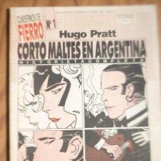 Cómics: CORTO MALTES EN ARGENTINA. Lote 219656757