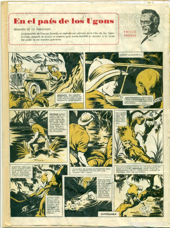 Cómics: ALEX DE EDITORIAL SIMBOLO COMPLETA 10 EJEMPLARES, CON DOS CON ALGUN DEFECTO - Foto 4 - 219696188