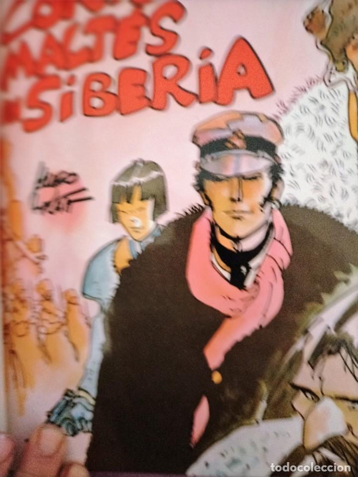 Cómics: TOMO TORPEDO 1936 TOUTAIN EDITOR N 2 CORTO MALTES EN SIBERIA LOS INOCENTES DEL ORO NUEVA FRONTERA - Foto 3 - 219728177