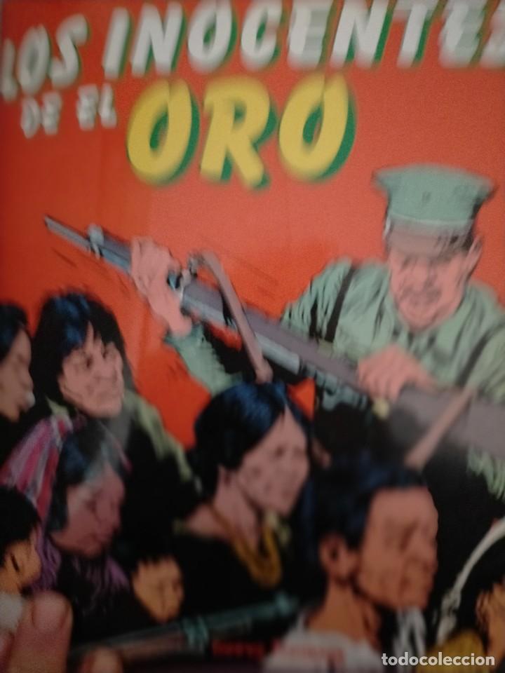 Cómics: TOMO TORPEDO 1936 TOUTAIN EDITOR N 2 CORTO MALTES EN SIBERIA LOS INOCENTES DEL ORO NUEVA FRONTERA - Foto 5 - 219728177