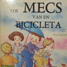 Cómics: LOS MECS VAN EN BICICLETA. TIMUN MAS.. Lote 219770760