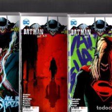 Cómics: EL BATMAN QUE RIE : LOS INFECTADOS 1 2 3 4 5 6 COMPLETA - ECC / DC / GRAPA. Lote 219886117