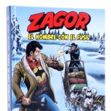 Comics: ZAGOR. EL HOMBRE CON EL FUSIL (MORENO BURATTINI / GALLIENO FERRI) ALETA, 2015. OFRT ANTES 17,95E. Lote 219892976