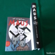 Cómics: MAUS - ART SPIEGELMAN - RESERVOIR BOOKS - 7ª EDICIÓN - AÑO 2009. Lote 219917000