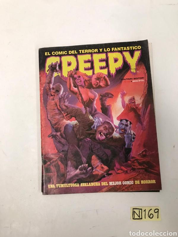 CREEPY (Tebeos y Comics - Comics Colecciones y Lotes Avanzados)