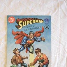 Cómics: 1996 SUPERMAN LEGADO MORTAL -UNICEF, EN ALBANES. Lote 220136387