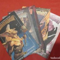 Cómics: COLECCION COMPLETA 5 LIBROS HAWKMAN - DC COMICS - PLANETA DE AGOSTINI. Lote 220189170