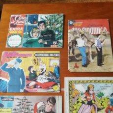 Cómics: ANTIGUOS CÓMICS PARA CHICAS. Lote 220245057