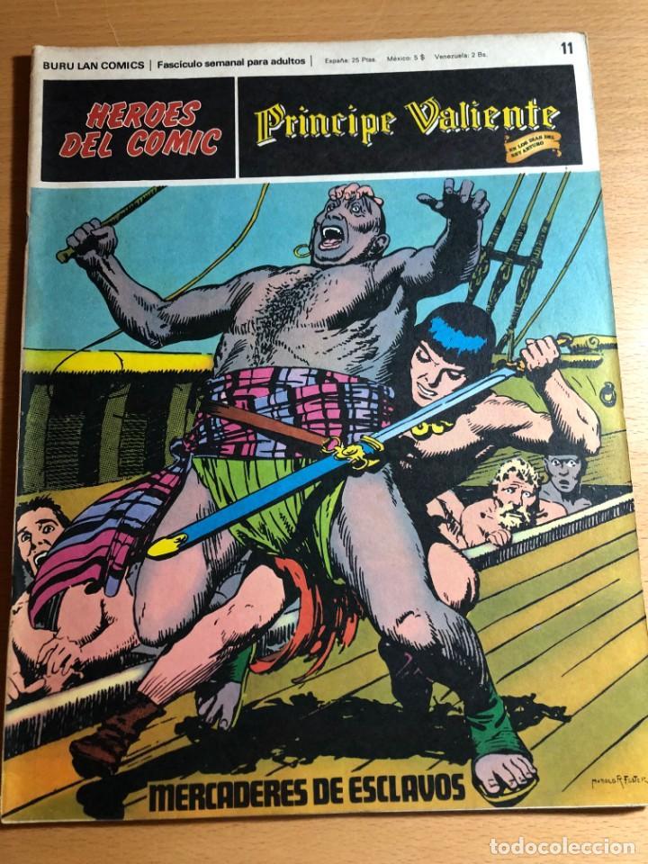 Cómics: Principe Caliente. Harold Foster. Buru Lan, 12 primeros. fascículos. También se venden sueltos. - Foto 6 - 220416246