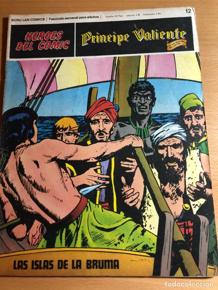 Cómics: Principe Caliente. Harold Foster. Buru Lan, 12 primeros. fascículos. También se venden sueltos. - Foto 7 - 220416246