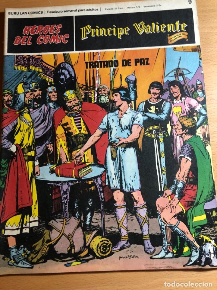 Cómics: Principe Caliente. Harold Foster. Buru Lan, 12 primeros. fascículos. También se venden sueltos. - Foto 8 - 220416246