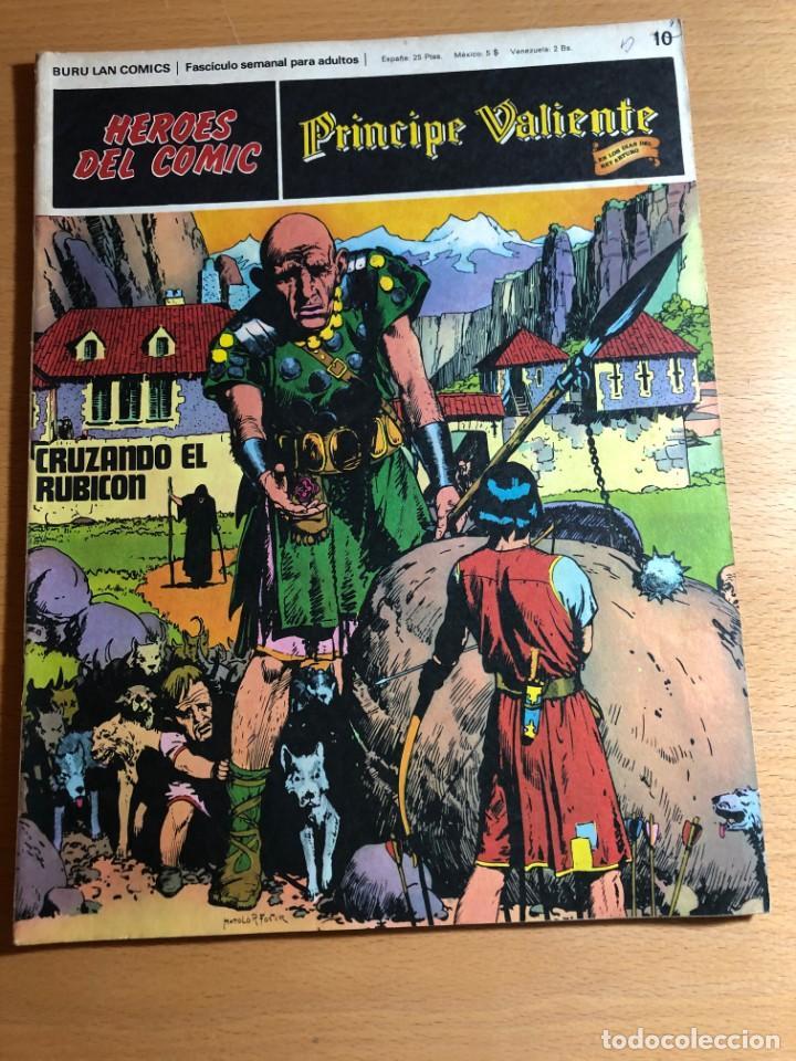 Cómics: Principe Caliente. Harold Foster. Buru Lan, 12 primeros. fascículos. También se venden sueltos. - Foto 9 - 220416246